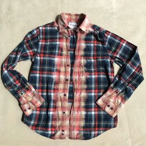 SALE Dyed flannel